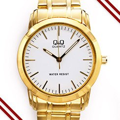 Designer Watches at Markdown Pricing for Him