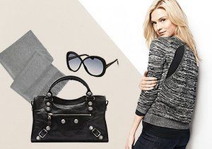 Style Guide: Jet Set Luxe