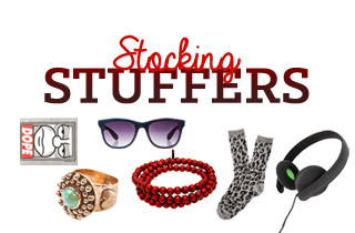Holiday Shop: Stocking Stuffers