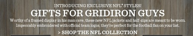 Shop The NFL Collection