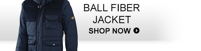 Shop Ball Fiber Jacket »