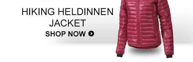 Shop Hiking Heldinnen Jacket  »