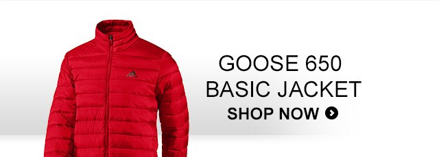 Shop Goose 650 Basic Jacket  »
