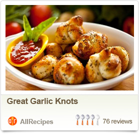Great Garlic Knots