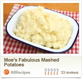 Moe's Fabulous Mashed Potatoes