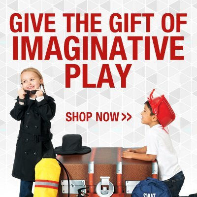 Give the gift of imaginative play. Shop Now.