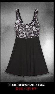 DEADLY DRESSES