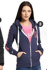 trackster zip hoodie
