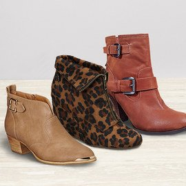 Stride in Style: Ankle Boots