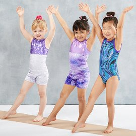 Sports Gifts: Little Gymnasts