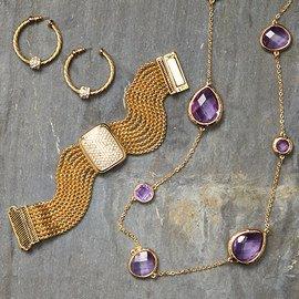 Contemporary Shine: Women's Jewelry