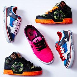 Hip Kicks: Skate Shoes