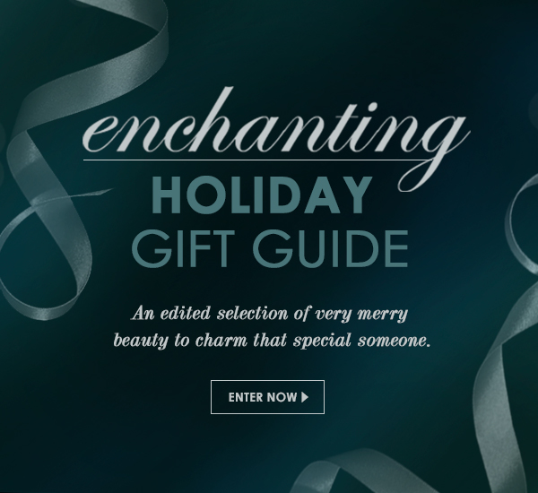 Introducing our 2013 Enchanting Holiday Gift Guide