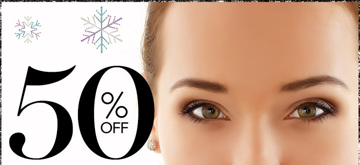 50% Off All Crystal Brushes Use Code CRYSTAL
