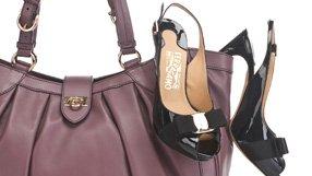 Ferragamo Handbags and Shoes