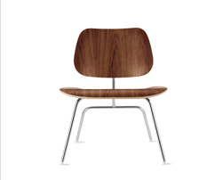 EAMES® MOLDED PLYWOOD LOUNGE CHAIR | IN STOCK