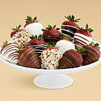 Full Dozen Dipped Sugar Free Strawberries