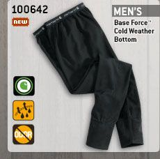 Men's Base Force Cold Weather Bottom