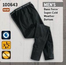 Men's Base Force Super-Cold Weather Bottom