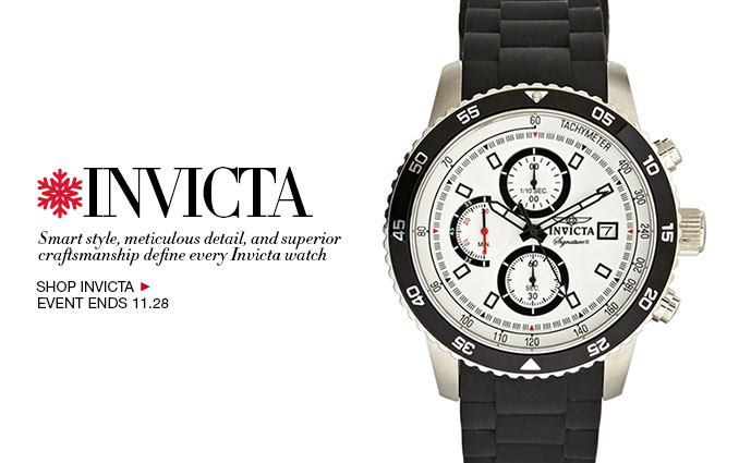 Shop Invicta Watches for Men