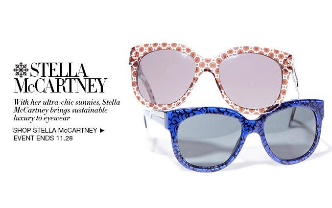 Shop Stella McCartney Sunglasses