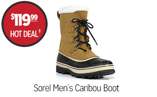 Sorel Men's Caribou Boot - $119.99 - HOT DEAL‡