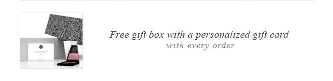 Order as gift