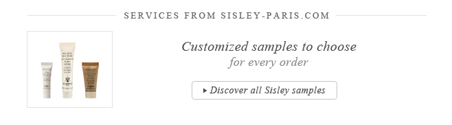 Sisley samples