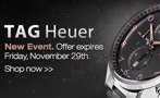 Tag Heuer constant flash sale