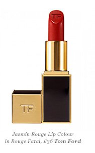 Jasmin Rouge Lip Colour in Rouge Fatal, Tom Ford