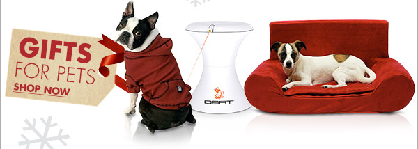 GIFTS FOR PETS SHOP NOW