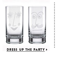 dress up the party.