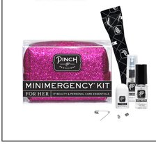 Minimergency Glitter Mini Pink Kit