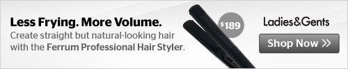 Ferrum Professional Hair Styler