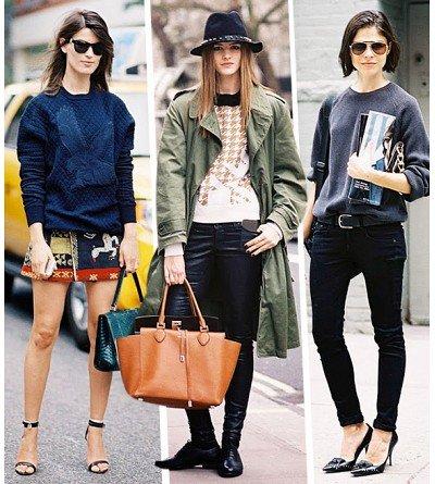 Vanessa Jackman Street Style