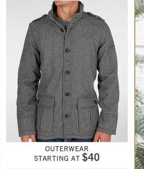 Shop Men's Sale Outerwear