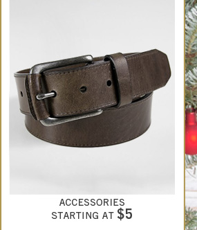 Shop Men's Sale Accessories