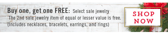 Shop Select Sale Jewelry