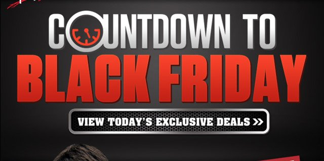 The Black Friday Countdown Starts Now!