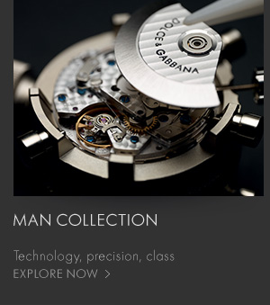 Man Collection - Technology, precision, class - Explore now >