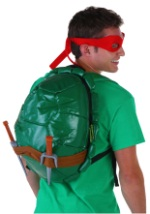 Teenage Mutant Ninja Turtles Shell Backpack With Weapons