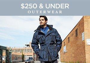 $250 & Under: Outerwear