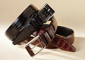 Dressed Up: Vintage American Belts