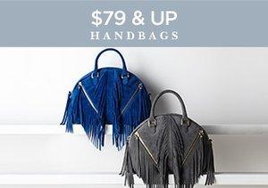 $79 & Up: Handbags