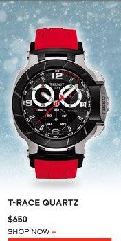 T-Race Quartz $650