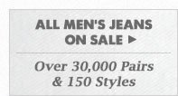 All Mens Jeans on Sale