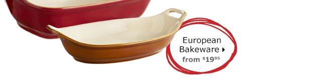 European Bakeware
