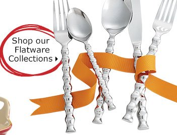 Shop our Flatware Collections