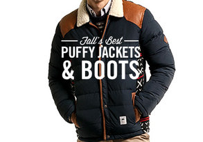 Shop Fall's Best Puffy Jackets & Boots