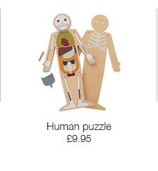 Human puzzle